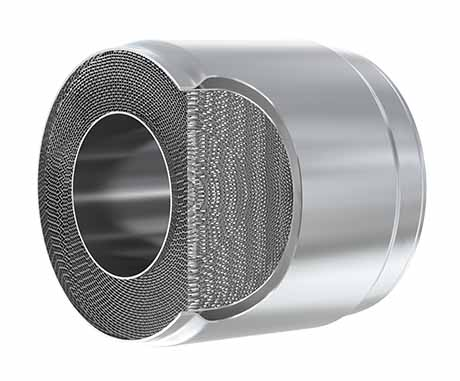 Close-coupled annular catalytic converter developed by Continental supports nearcomplete NOx conversion in turbocharged gasoline engines.