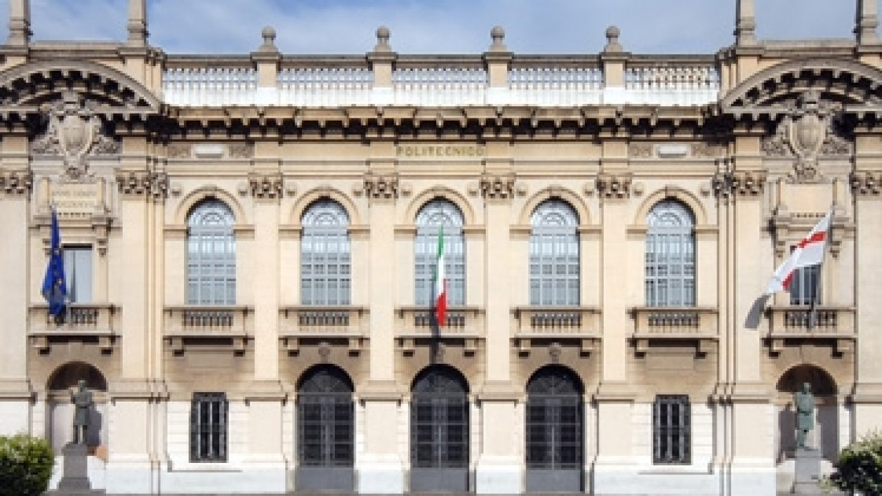 Finmeccanica And The Politecnico Of Milan Partner Over Research Development Innovation And Training Europawire Eu