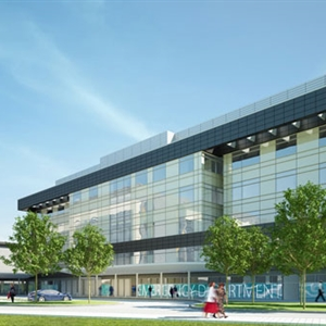 GRAHAM-BAM Healthcare Partnership selected to deliver Ulster Hospital's new £95 million Acute Services Block