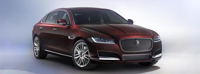 Jaguar Land Rover unveiled all-new Jaguar XFL developed exclusively for China