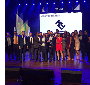 MEC MENA named Media Agency of the Year at the Festival of Media awards in Dubai