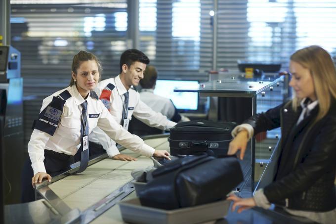 Nokas har fått oppdraget med å levere sikkerhetskontrolltjenestene på Stockholm Arlanda Airport