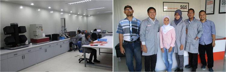 SGS inaugurates new textile testing laboratory in Semarang, Indonesia