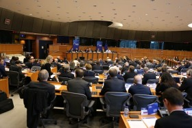 The Political Assembly of the European People's Party (EPP): Delegates unanimously adopted an emergency resolution on counter-terrorism