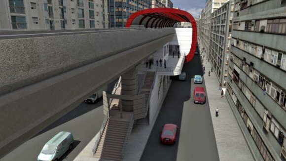 VINCI Construction Grands Projets, Bouygues Travaux Publics, Orascom Construction and Arabco Contractors won the Phase 3 contract for Line 3 of the Cairo metro