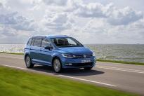 Volkswagen launches two new powerful range of Touran engines variants