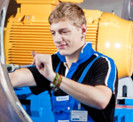 The new ANDRITZ SEPARATION service center in Krefeld serves solid/liquid separation customers in the German and neighboring markets.