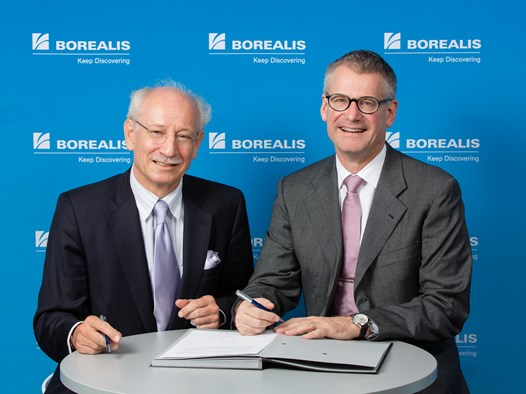 Borealis Scholarships endowment established at the Vienna Campus of the worldwide Webster University network