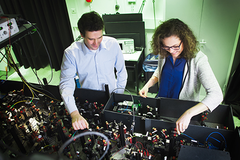 Delft University of Technology scientists demonstrated for the first time that errors in quantum computations can be detected and actively corrected