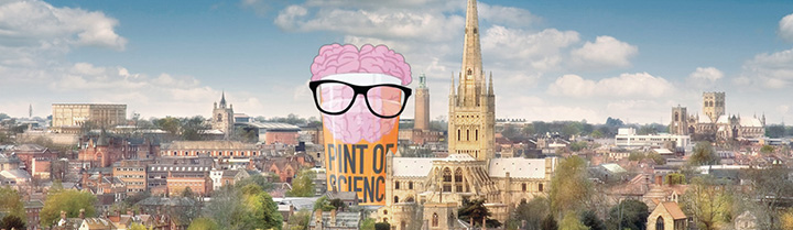 International Pint of Science festival,  23-25 May 2016