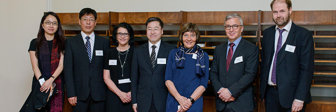 Joint Learning Innovation Institute: University of Helsinki to host delegation of Chinese guests this week