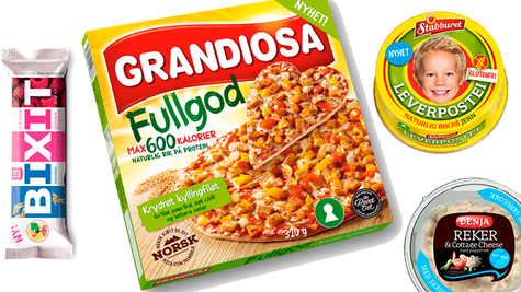 Orkla to introduce new products in May