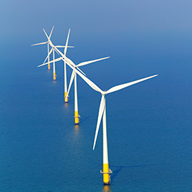 Ramboll to become the first non-Chinese company to design a 400 MW wind farm in China