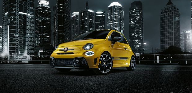 The New Abarth 595: more powerful engines, even richer standard equipment and plenty of product innovations