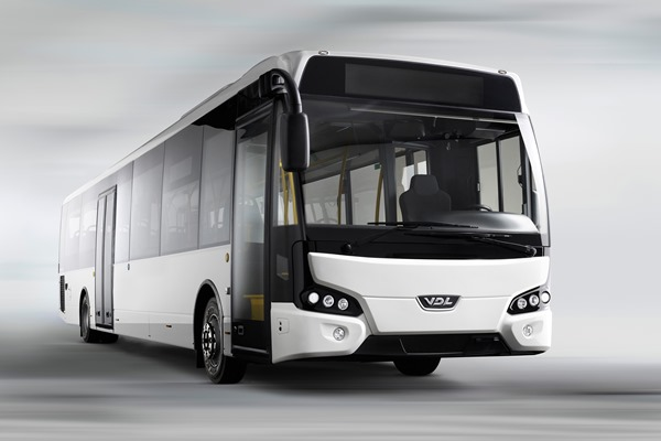 VDL Bus & Coach introduces new length variants of the VDL Citea LLE