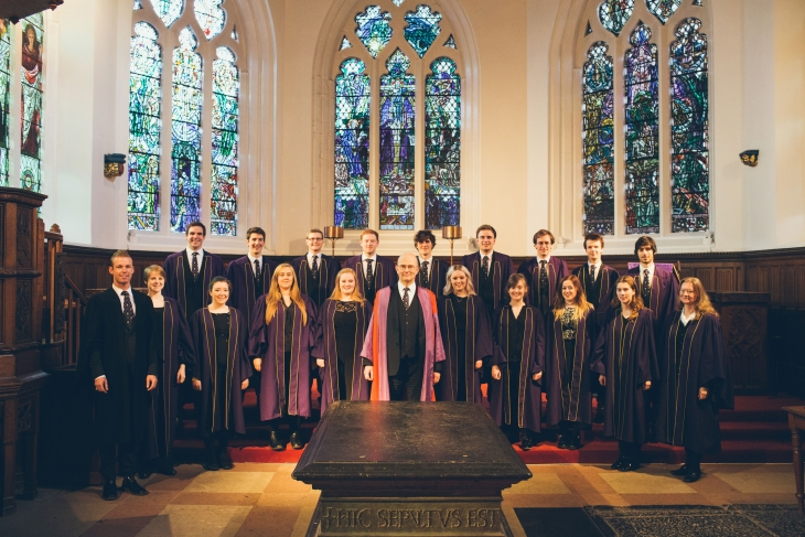 The Choir of King's College, Aberdeen