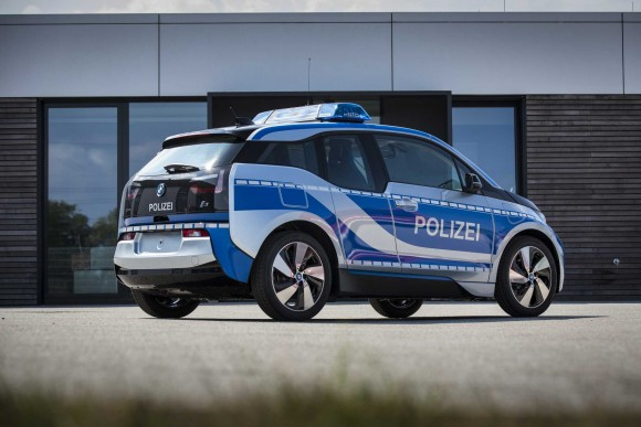 BMW Group to present its comprehensive range of emergency and special security vehicles at GPEC 2016 in Leipzig from 7 to 9 June 2016