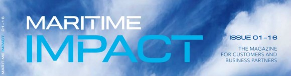 DNV GL publishes this year's first issue of Maritime Impact magazine