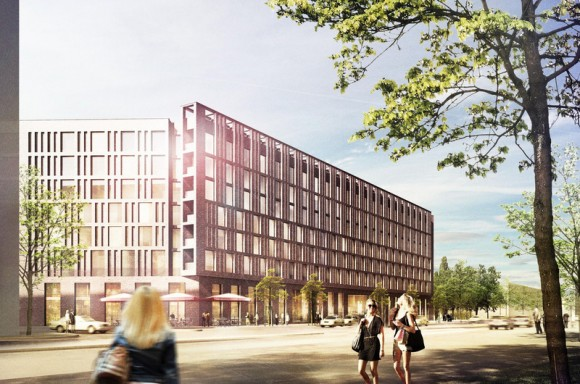 ECE Projektmanagement: Union Investment takes over Holiday Inn hotel development in Hamburg's HafenCity