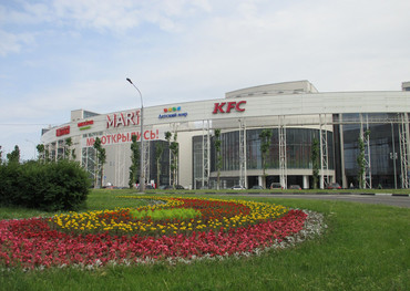 ECE Russia takes over the management of Mari shopping center in Moscow