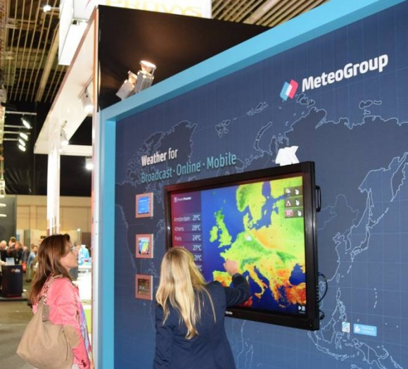 MeteoGroup at IBC