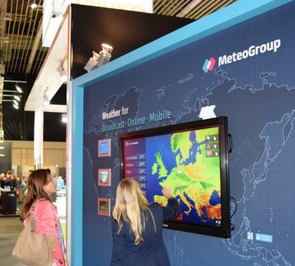 MeteoGroup at IBC