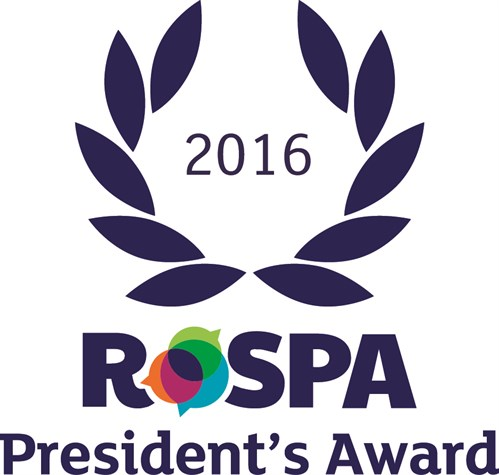Expro awarded RoSPA President's Award 2016 for its commitment to the highest standards of health and safety management