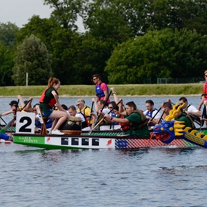 GRAHAM Construction supports London's Construction Industry Dragon Boat Challenge in aid of the charity CRASH