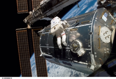 ILA Airshow: New external payload platform Bartolomeo launched for the International Space Station (ISS)