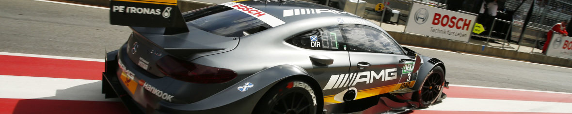 Mercedes-AMG C 63 DTM and Mercedes-AMG GT3 on a double mission at the Lausitzring
