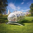 Neste reveals its future product concept for renewable high-tech workspace called GreenPod