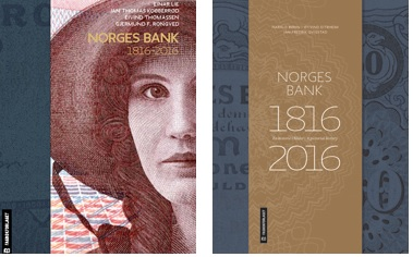 Norges Bank launches two books to mark its bicentenary