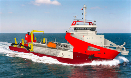 Wärtsilä wins contract for two new 8000m3 trailing suction hopper dredgers for India's Adani group