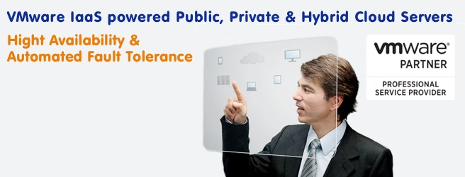 Rax.bg offers Public, Private and Hybrids Clouds with High Availability and Automated Fault Tolerance