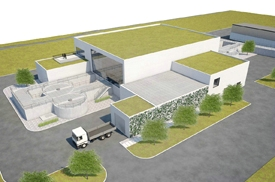 AF Gruppen subsidiary AF Bygg Syd appointed by VA Syd to build new mechanical purification plant for Sjölunda sewage treatment plant in Malmö