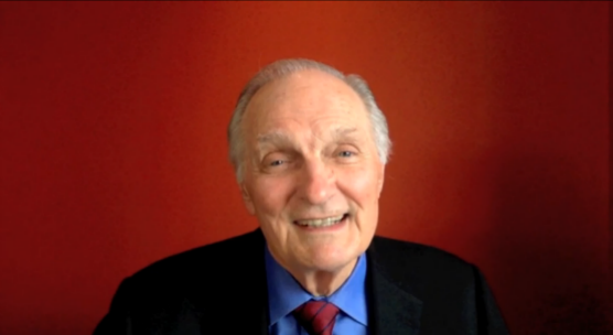 Famed actor Alan Alda supports the newly launched Leverhulme Research Centre for Forensic Science at the University of Dundee