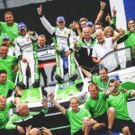 Five recent ŠKODA wins in a row in the FIA World Rally Championship (WRC 2)