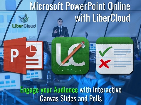 Engage Audience with LiberCloud Slideshows