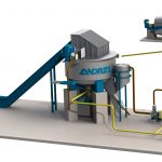 The ANDRITZ FibreGuard LC pulping and detrashing system will be installed in both recycled paper lines.