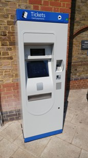 Stagecoach Group: 91 Video Ticket Machines now available at South West Trains to improve passenger experience