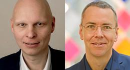 Professor Frank Fischer / Professor Immanuel Bloch