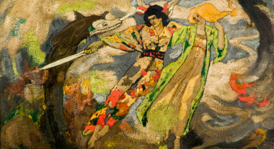 University of Dundee hosts new exhibition celebrating 150th anniversary of the birth of renowned artists John Duncan