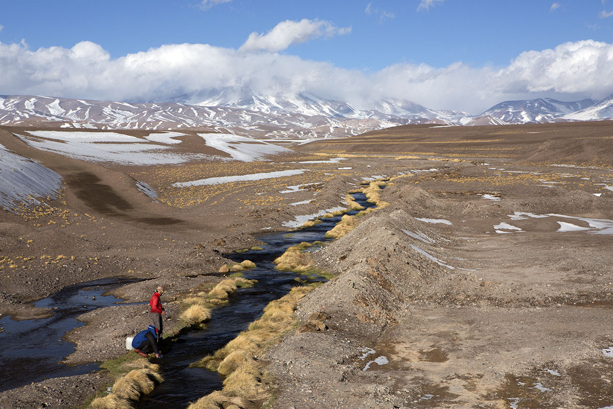 University of Leicester physicist Dr Suzie Imber will travel to South America for a comprehensive study of Andes mountain range