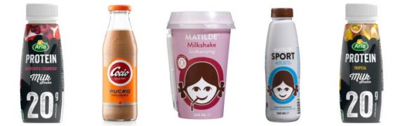 Arla to challenge soft drinks with healthier milk-based alternatives