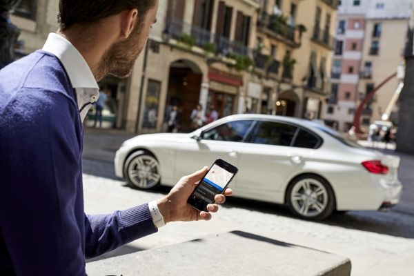 BMW Connected launches in August in selected European markets to seamlessly integrate the vehicle into the user's digital life