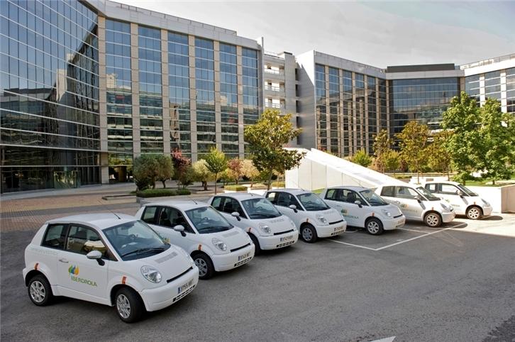 supplier databases. Imagen  Adjunto 2011-06-08. Flota vehículos eléctricos Iberdrola Madrid I+D
