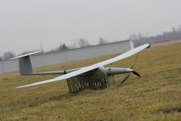 Polish WB Electronics S.A. signed an agreement with NSPA for the logistic support of unmanned systems FlyEye