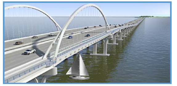 Skanska to construct the Pensacola Bay Bridge in Florida, USA in contract worth USD 399M