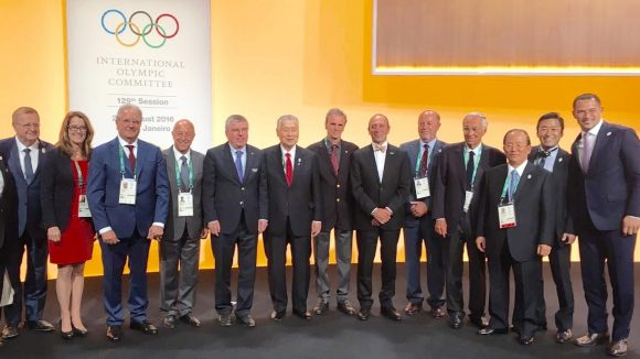 SportAccord Member sports added to the Olympic Games Tokyo 2020 sports programme