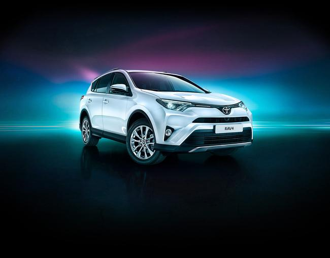 Toyota RAV4 production starts at Toyota plant in Saint Petersburg
